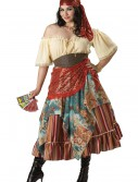Plus Size Fortune Teller Costume buy now