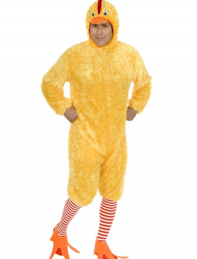 Plus Size Funky Chicken Costume buy now
