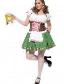 Plus Size German Beer Girl Costume buy now