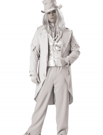 Plus Size Ghostly Gentleman Costume buy now