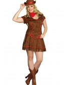 Plus Size Giddy Up Cowgirl Costume buy now