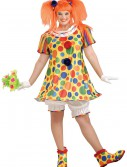 Plus Size Giggles the Clown Costume buy now