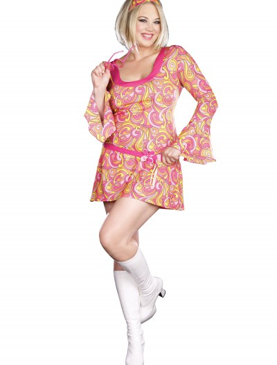 Plus Size Go Go Gorgeous Costume buy now