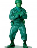 Plus Size Green Army Man Costume buy now