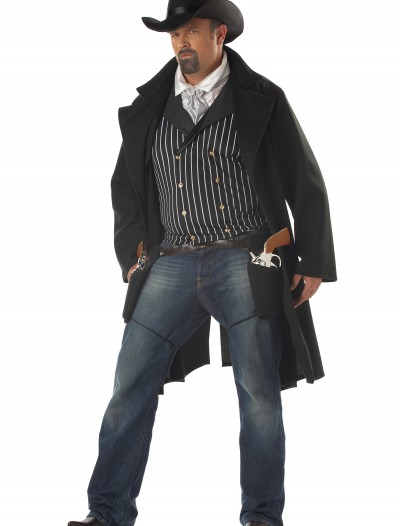 Plus Size Gunfighter Costume buy now