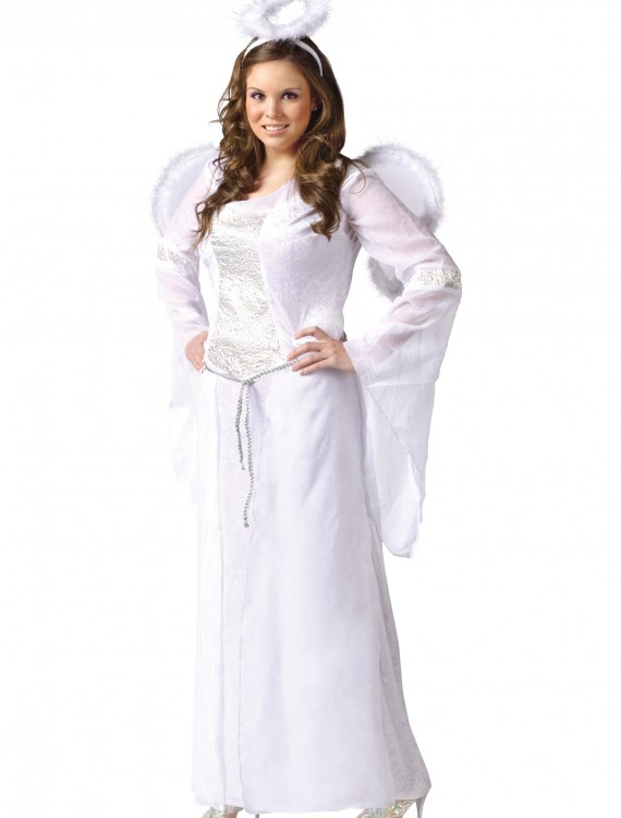 Plus Size Heavenly Angel Costume buy now