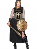 Plus Size Joan of Arc Costume buy now