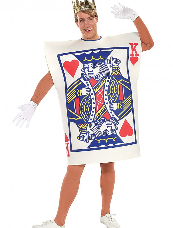 Plus Size King of Hearts Costume buy now