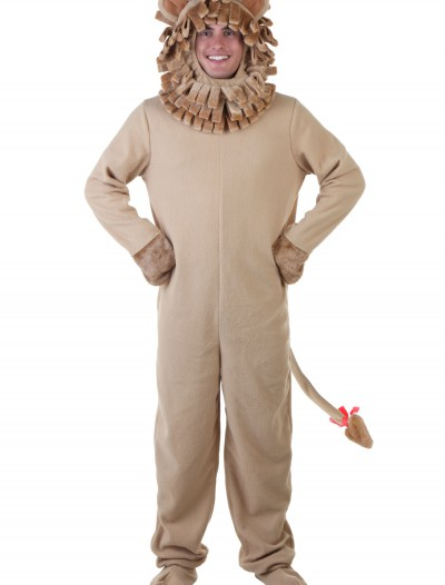 Plus Size Lion Costume buy now