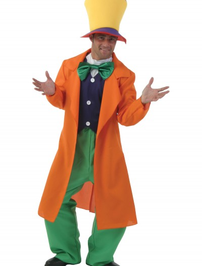 Plus Size Mad Hatter Costume buy now