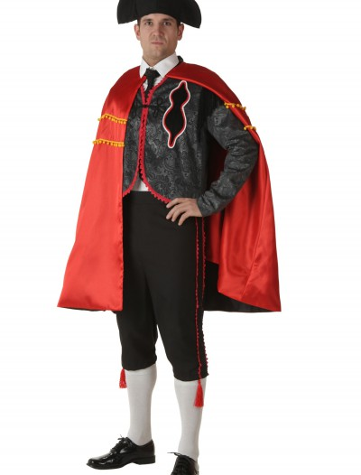 Plus Size Matador Costume buy now