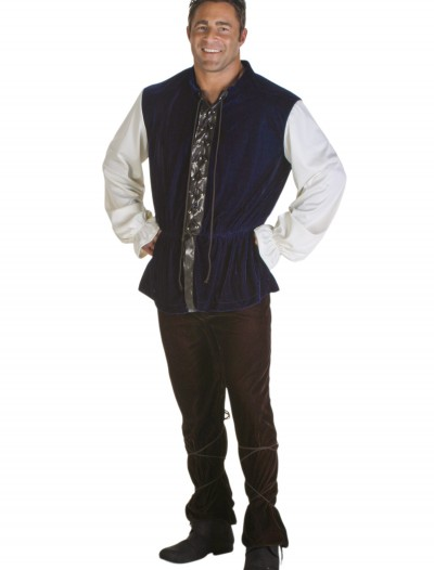 Plus Size Medieval Tavern Man Costume buy now