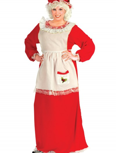 Plus Size Mrs Claus Costume buy now