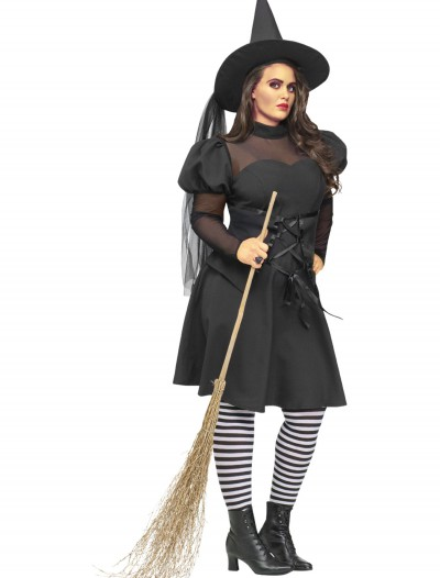 Plus Size Ms. Witch Costume buy now