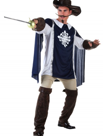 Plus Size Musketeer Costume buy now