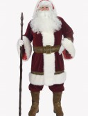 Plus Size Old Time Santa Costume buy now