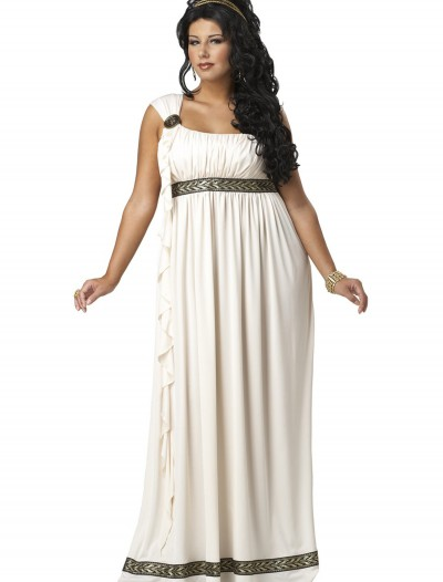 Plus Size Olympic Goddess Costume buy now