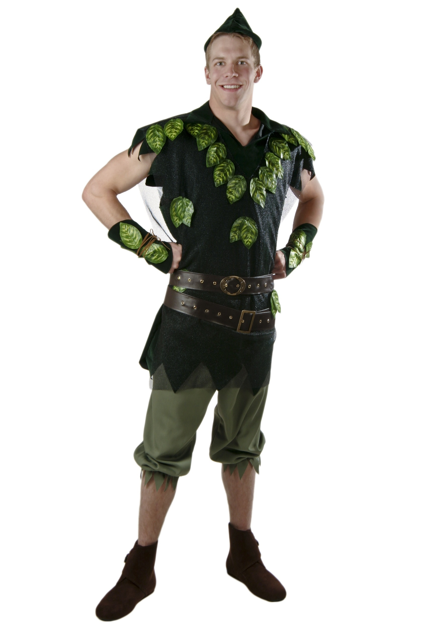 Plus Size Peter Pan Costume - Halloween Costumes