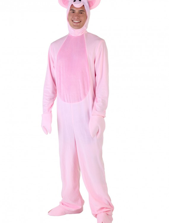 Plus Size Pig Costume buy now