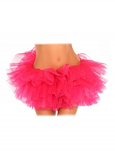 Plus Size Pink Tutu Petticoat buy now