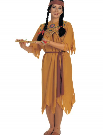 Plus Size Pocahontas Costume buy now