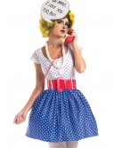 Plus Size Pop Art Cutie Costume buy now