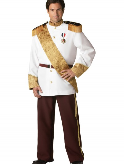 Plus Size Prince Charming Costume buy now