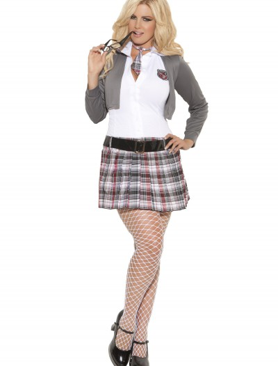 Plus Size Queen of Detention Costume buy now
