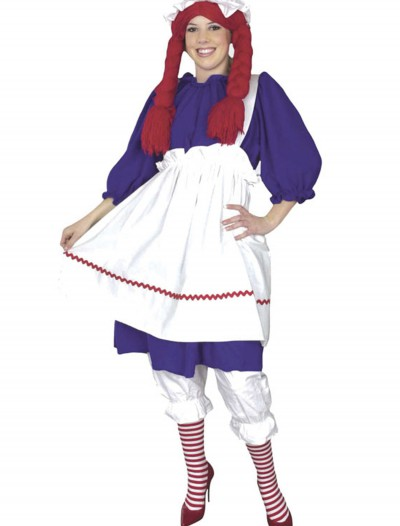 Plus Size Rag Doll Costume buy now
