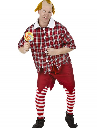 Plus Size Red Munchkin Costume buy now