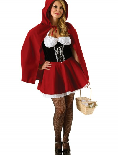 Plus Size Red Riding Hood Costume buy now
