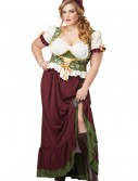 Plus Size Renaissance Wench Costume buy now