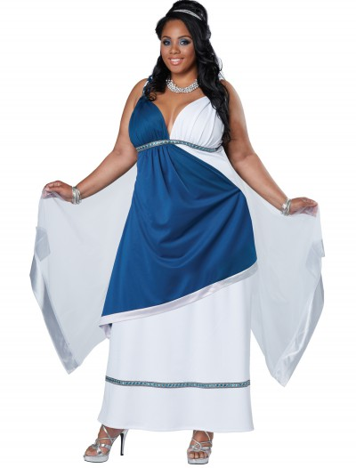 Plus Size Roman Beauty Costume buy now