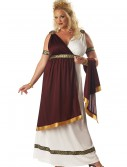 Plus Size Roman Empress Costume buy now