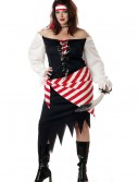 Plus Size Ruby the Pirate Beauty Costume buy now