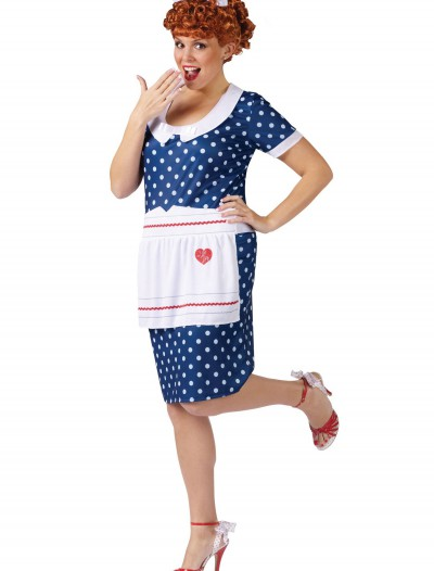 Plus Size Sassy Lucy Costume buy now