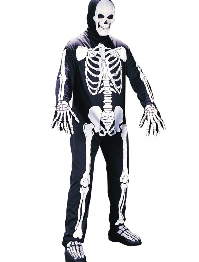 Plus Size Scary Skeleton Costume buy now