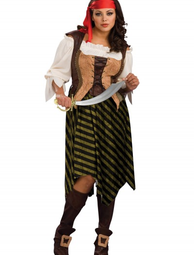 Plus Size Sea Wench Costume buy now