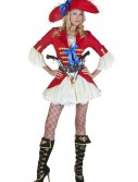 Plus Size Sexy Captain Blackheart Costume buy now