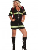 Plus Size Sexy Firegirl Costume buy now