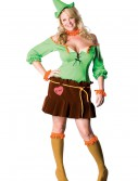 Plus Size Sexy Scarecrow Costume buy now