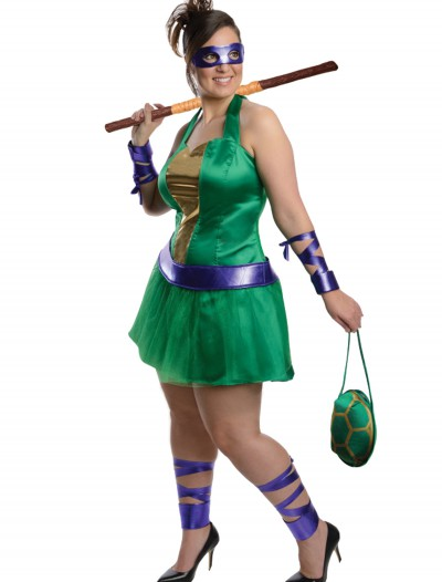 Plus Size Sexy TMNT Donatello Costume buy now