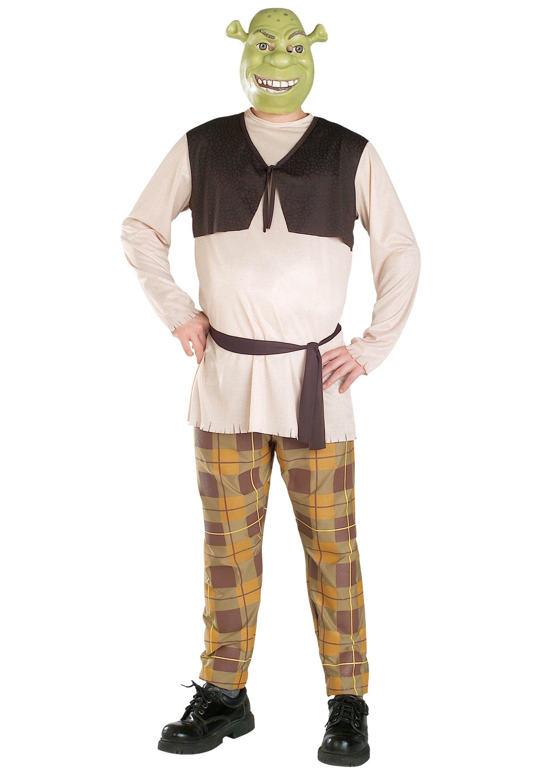 Plus Size Shrek Costume  sc 1 st  Halloween Costumes & Plus Size Shrek Costume - Halloween Costumes