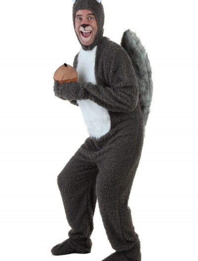 Plus Size Squirrel Costume buy now
