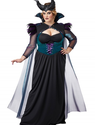 Plus Size Storybook Sorceress Costume buy now