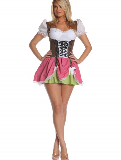 Plus Size Swiss Girl Costume buy now