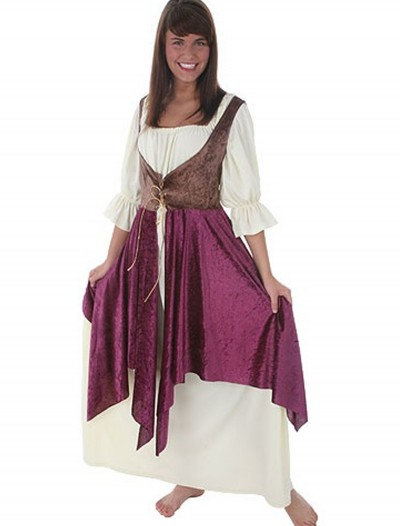 Plus Size Tavern Lady Costume buy now