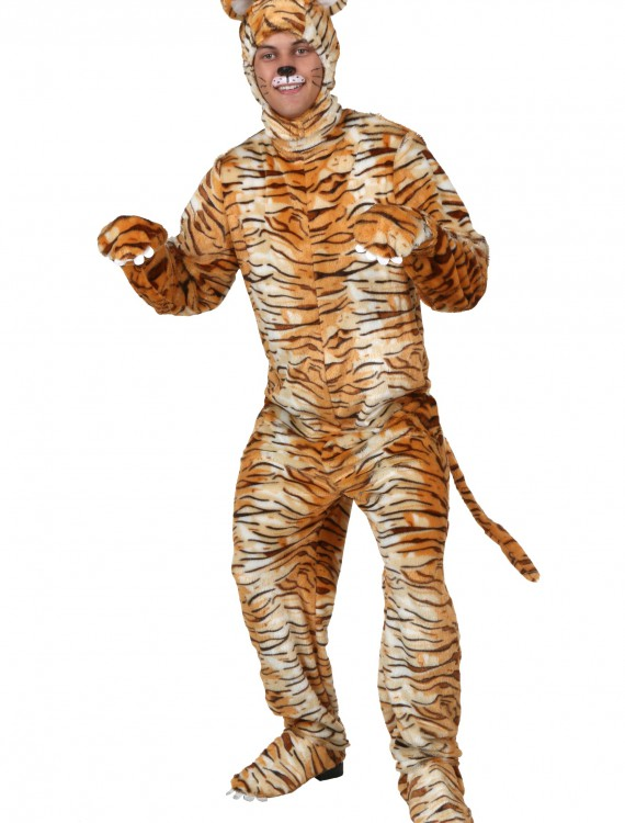 Plus Size Tiger Costume buy now