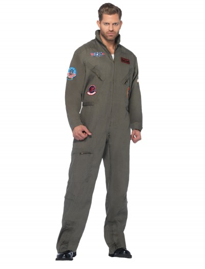 Plus Size Top Gun Jumpsuit buy now
