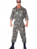 Plus Size U.S. Army Jumpsuit buy now